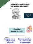 Desarrollo Moral Segun Piaget