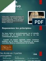 Método Inductivo Escuela Dominical