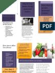 Gestational Diabetes Brochure ENG