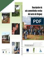 Descripción de Seis Comunidades Rurales Del Norte de Uruguay