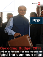 decoding indian budget