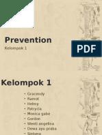 Kelompok 1 - Prevention.pdf