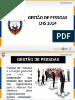 CHS 2014 - Apostila de Gestão de Pessoas