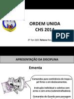 CHS 2014 - Apostila de Ordem Unida