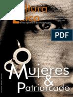 CULTURA LAICA - MUJERES Y PATRIARCADO