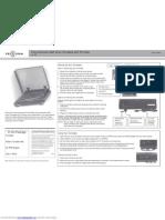 Presidian turntable manual