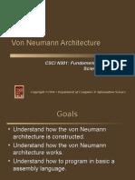 VonNeumannArchitecture