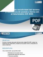 Resistencia y resistividad de puesta a tierra.ppt [Autoguardado].pptx