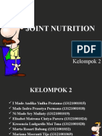 2. Joint Nutrition