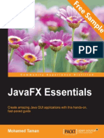JavaFX Essentials - Sample Chapter