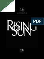 "Rising Sun CApitulo 13 ""Fragil"""