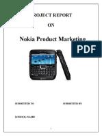 Product Marketing (Business Study)
