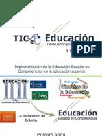 Educación y Evaluación Por Competencias - Parte 1