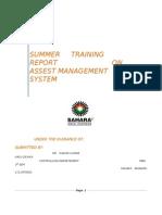 Sahara Training Reportl2