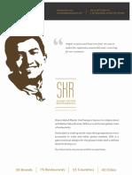 SKR Brochure