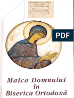 Monahia Semfora Gafton, Maica Domnului in Biserica Ortodoxa