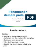 Penanganan Demam Pada Anak PIT IDI.ppt