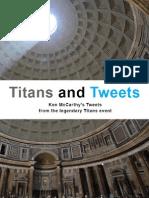 Titans of Direct Response Tweets