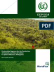 Partnership regimes for the production of biofuels and natural rubber in upland Palawan, the Philippines
