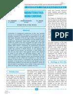 cROCK MASS CHARACTERISTICS OF UNDERGROUND CAVERNSbip