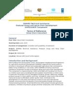 UNIDO-UNDP ENPARD Component - ToR Value Chain Consultant_edited BB SM SO 2