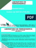2014 2 5 IM Termoswsdinámica GLab3 Análisis Del Motor Stirling