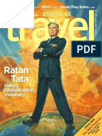 Global Business Travel Magazine May June 2013