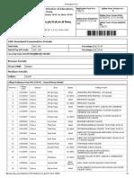 Print Option Form