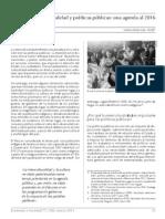 interculturalidad y políticas públicas