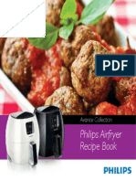 Philips Airfryer Recipe