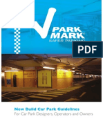 New Build Car Park Guidelines