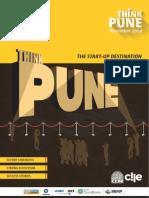 Pune Startup Report - 2014