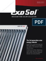 Panouri Solare ExoSol-OPC10