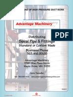Advantage Machinery