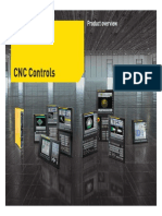 CNC Controls Product Overview