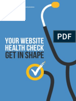 Why You Should Have a Healthy Website - Symantec Website Health Report:2015