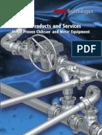 Fmc Flowline Product Catalog Pdf Valve Pipe Fluid
