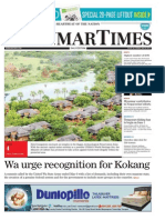 Friday, May 8, 2015 (MTE Daily Issue 38)