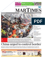 Tuesday, May 19, 2015 (MTE Daily Issue 45)