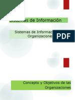 Sistemas de Informacion en La Organizacion