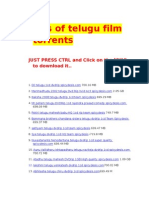 18055318 100s of Telugu Film Torrents