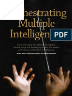 Multiple Intelligences (2)