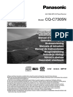 Autoradio Panasonic CQ-C7305N_GER