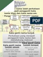 Ayat Tunggal Bahasa Melayu