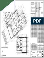 cdp bim ryan oreilly - sheet - 0-1 - first floor plan
