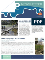 TDP Newsletter Summer 2015