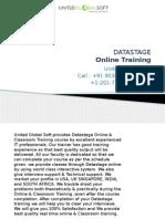 Datastageonlinetraining