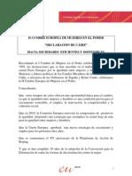 Declaración de Cádiz