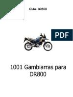 Manual de dicas-Para-DR800