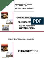 Componente Hidroenergetico Olmos
